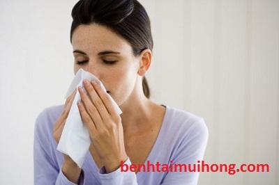 Mắc bệnh chứng viêm mũi dị ứng cần nên làm thế nào
