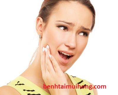 Bị mắc bệnh viêm xoang mà nhầm với răng sâu